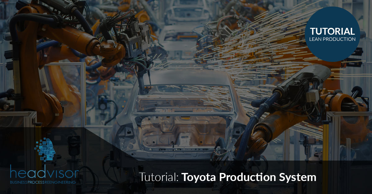 Toyota Production System (T.P.S.) di Taiichi Ohno