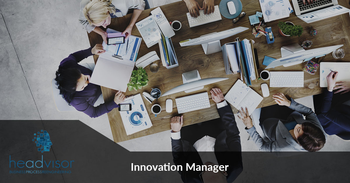 Innovation Manager MISE - Headvisor
