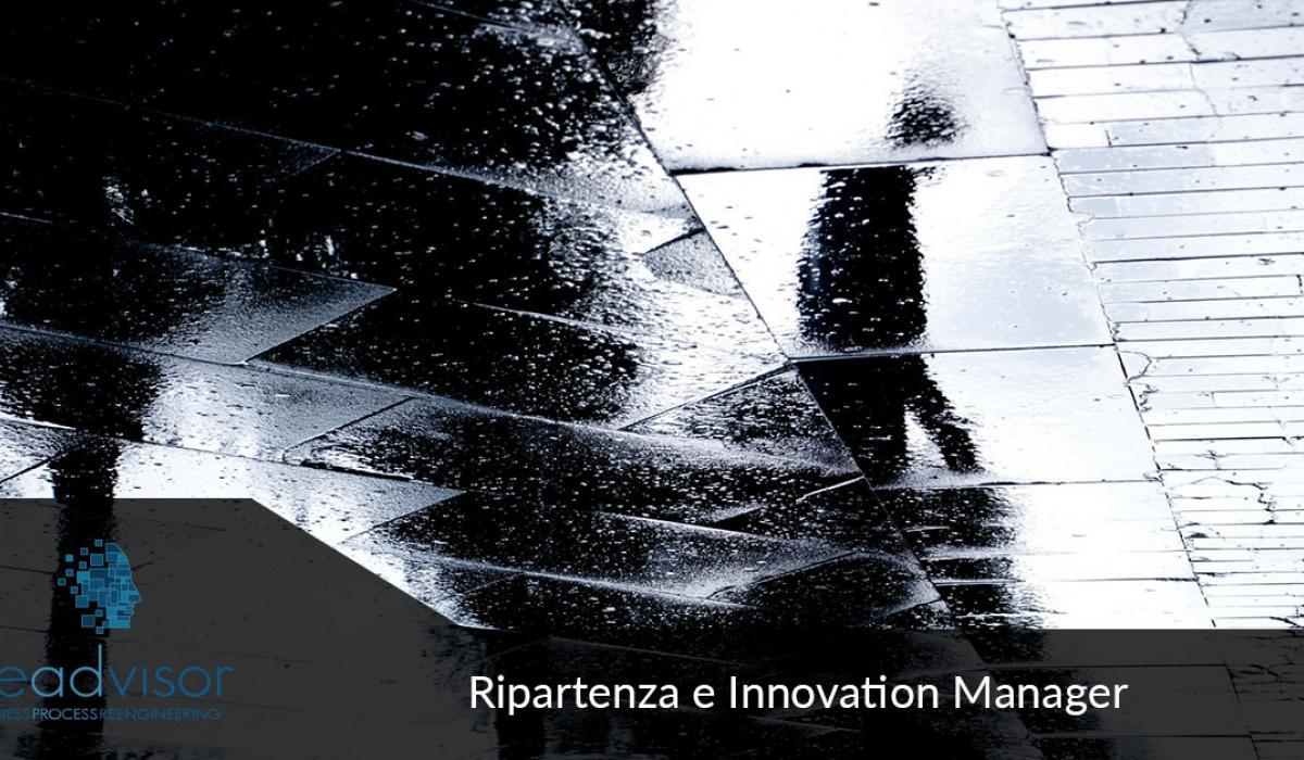 Headvisor Ripartenza e Innovation Manager