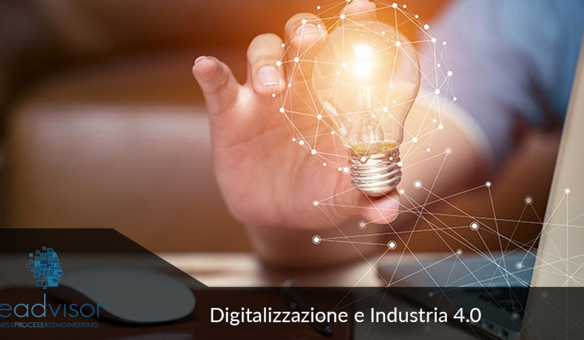 Digitalizzazione dei Processi dopo Industria 4.0