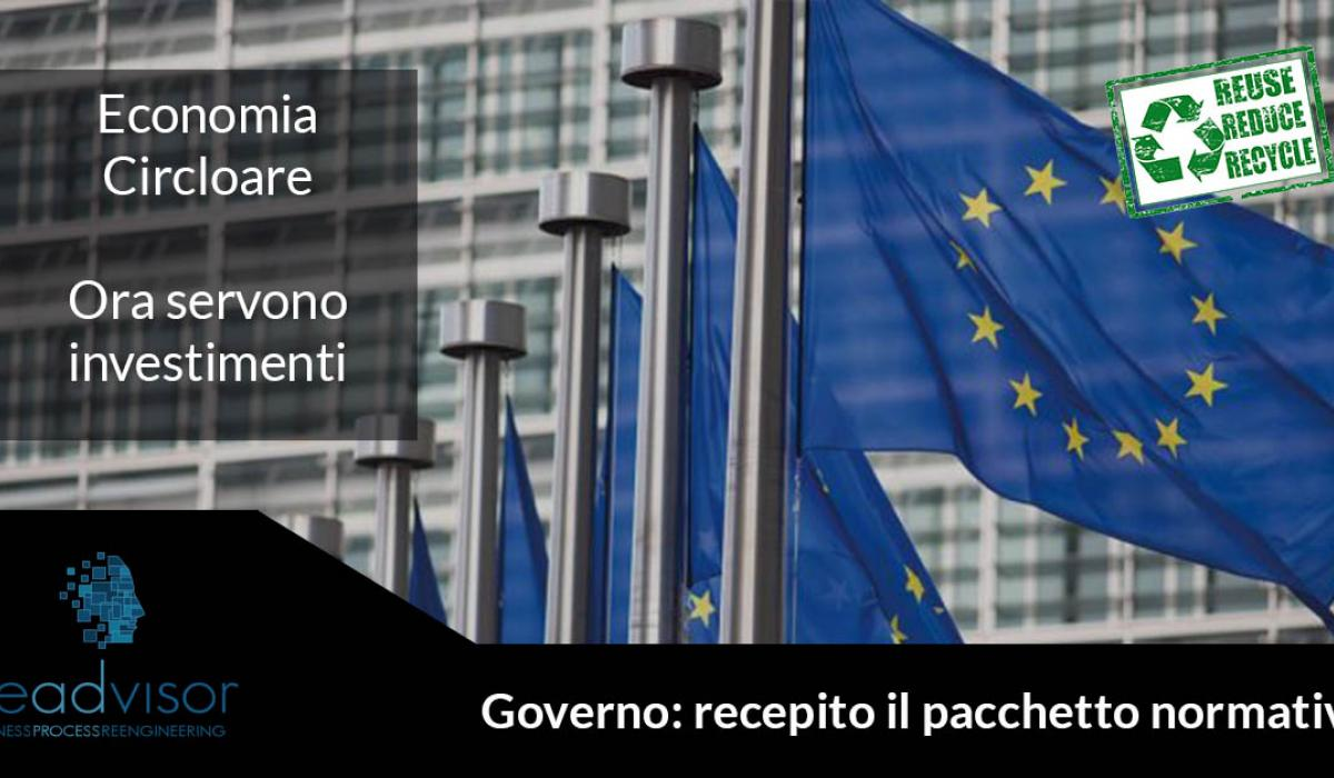 Headvisor, Economia Circolare, Brescia Bergamo Milano