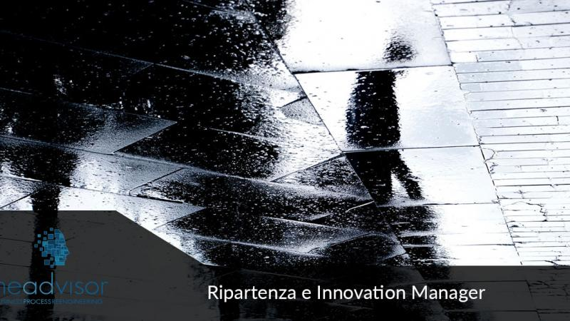 Headvisor Ripartenza e Innovation Manager