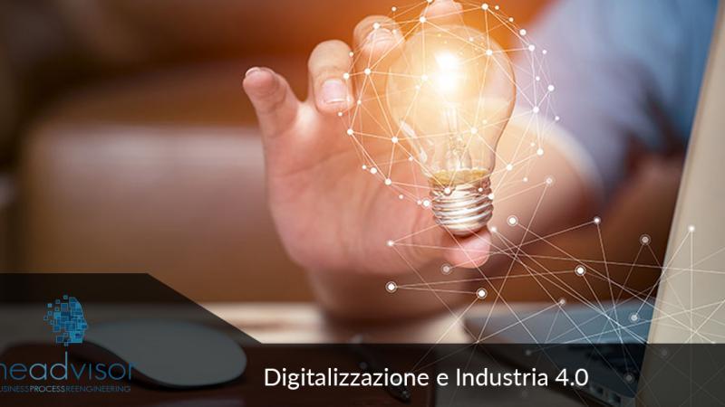 Digitalizzazione e Industria 4.0 - Brescia, Milano, Bergamo - Headvisor